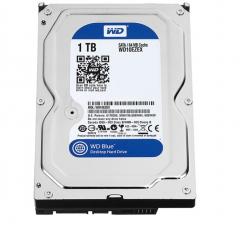 蓝盘  西部数据WD 1TB 7200转64M 台式机机械硬盘
