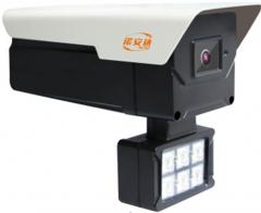 诺安达 NAD-7905SN-3MP-Y 睿视300万六灯暖光全彩H.265网络高清摄像机 6MM