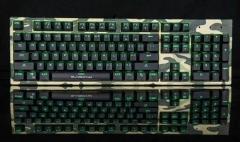 森松尼 S-J5S 绝地悍将吃鸡系列机械键盘