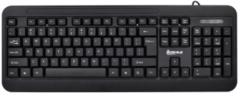 紫光 M1 商务办公有线键盘 黑色 USB