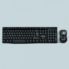 清华同方键鼠  G5 悬浮按键 无线充电套装 黑色 无线