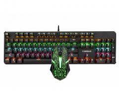 凯迪威 C560 黑寡妇电竞游戏机械键盘有线套件 黑色 U+U