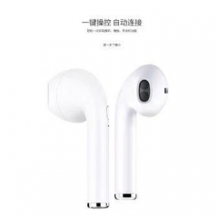 WIWU 真光感 蓝牙4.2 防水防汗单双耳无线蓝牙耳机 白色