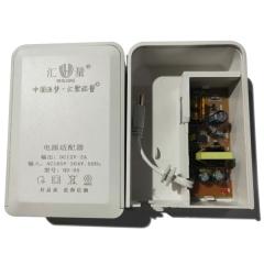 特价促销 汇量 HD-05 监控电源 抽拉盒 防火防水防蚊虫 12V2A 终身换新