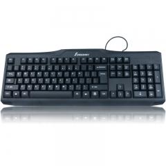 森松尼 S-K1S1  USB 游戏办公有线键盘