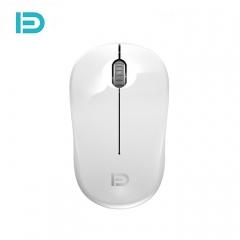 富德 i2M 商务办公 充电无线鼠标 白色 无线