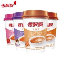 香飘飘奶茶 乐享美味 红豆原味及多种口味麦香奶茶