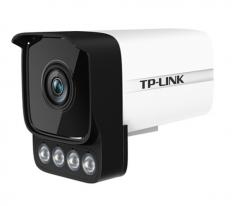 TP-LINK TL-IPC534H-W 300万四灯智能暖光全彩网络摄像机H.265+编码 4MM
