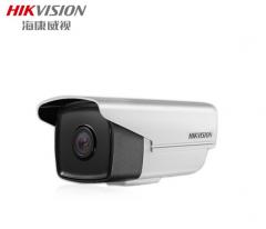海康威视 DS-2CD3T25FD-I5SGLE(C) 200万4G网络高清室外防水夜视红外摄像机 4MM