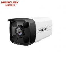 水星 MIPC414P 400万四灯红外H.265+网络高清摄像机 POE供电 4MM