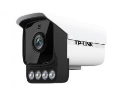 TP-LINK TL-IPC536HP-A 300万POE星光警戒网络摄像机 4MM