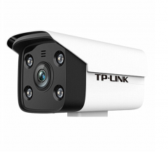 TP-LINK TL-IPC544H-A 400万人员警戒网络摄像机 4MM