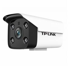 TP-LINK TL-IPC544HP-A 400万POE人员警戒网络摄像机 4MM