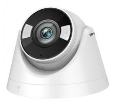 TP-LINK TL-IPC445HP-A 400万POE人员警戒网络摄像机 4MM