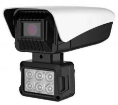 安特AT-X8603T/M  天视通300万6灯黑光全彩网络高清摄像机 4MM