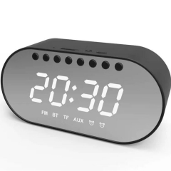 T1时钟 蓝牙数码音箱  支持FM