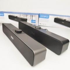 技腾 E-350S 旋钮小声霸 笔记本电脑音箱