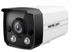 水星 MIPC414W  400万智能全彩网络摄像机 H.265+ 4MM