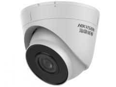 海康威视 DS-IPC-T12H-IA /POE 200万半球红外H.265高清网络摄像机 4MM
