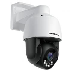 水星 MIPC368W 300万全彩云台室外摄像机有线球机