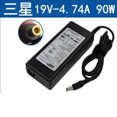 三星 19V4.74A 笔记本电源适配器【大口带针】