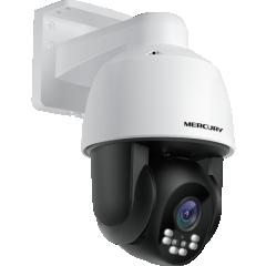 水星 MIPC368PW 300万POE全彩云台室外摄像机有线球机