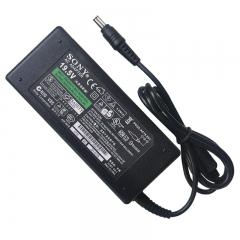 索尼SONY 19.5V4.7A 笔记本电源适配器【大口带针】