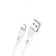 台电 P10 快充 手机苹果数据线 白色 1000mm