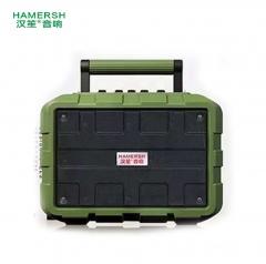 汉笙 SL05-01 6.5寸户外广场舞音箱 手提音响【带麦克风一个】