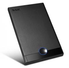 SSK飚王 SHUB090 2.5英寸SATA硬盘盒
