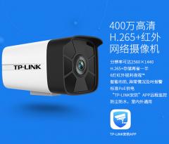 TP-LINK TL-IPC536HS 300万音频红外网络摄像机 H.265+ 6MM