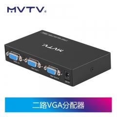 梦田 M-G01 2口VGA切换器【一台主机,两台显示器连接】