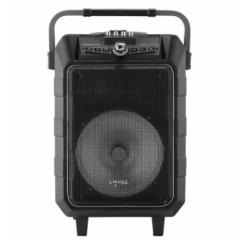 雅兰仕 M20 便携式蓝牙户外广场舞音响大功率重低音播放器 黑色