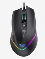 狼蛛 F805 电竞游戏鼠标 黑色 USB