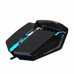 狼蛛 S31 发光电竞游戏鼠标 黑色 USB