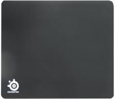 鼠标垫-大赛锐锁边垫全黑办公鼠标垫400*450*4