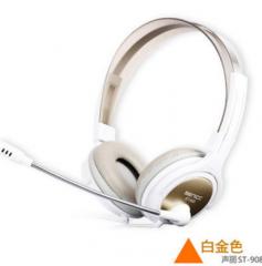 声丽 ST-908 电脑耳机 【60/件】 颜色随机