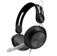 乐普士 LPS-1013 电脑耳机 黑色