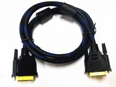 黄刀 DVI 视频线 1.5米