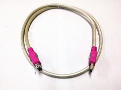 鑫雅 USB3.0 延长线 珠光白 3米