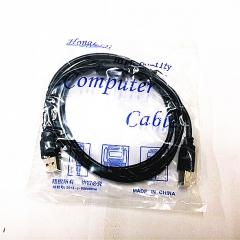 中性 USB 打印线 黑色 1.5米